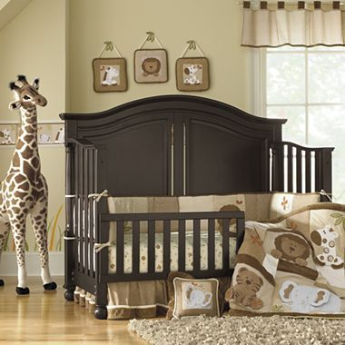 Elegant Bedford Baby Monterey 3-pc. Baby Furniture Set - Chocolate baby nursery furniture sets