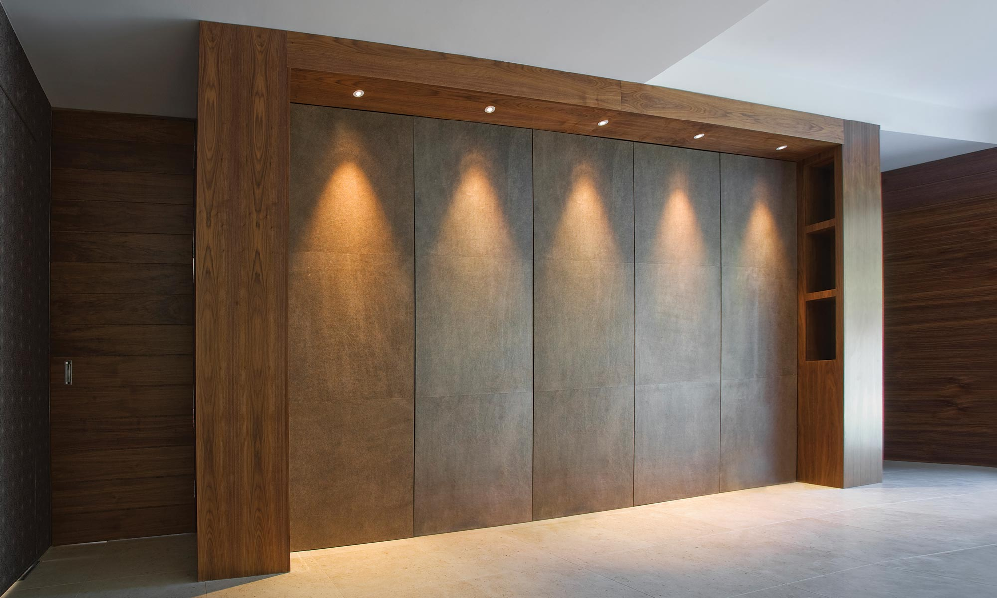 Elegant BESPOKE FITTED STORAGE bespoke fitted wardrobes