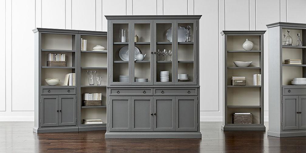 Elegant Cameo Modular Storage Collection modular storage furniture