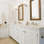 Give a New Look to your small size bathroom with bead board bathroom
