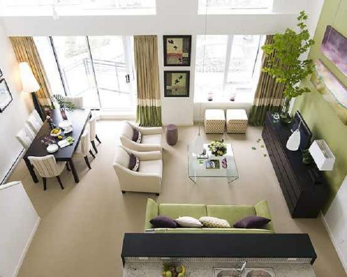 Enjoy a relaxing time in your Dining Room