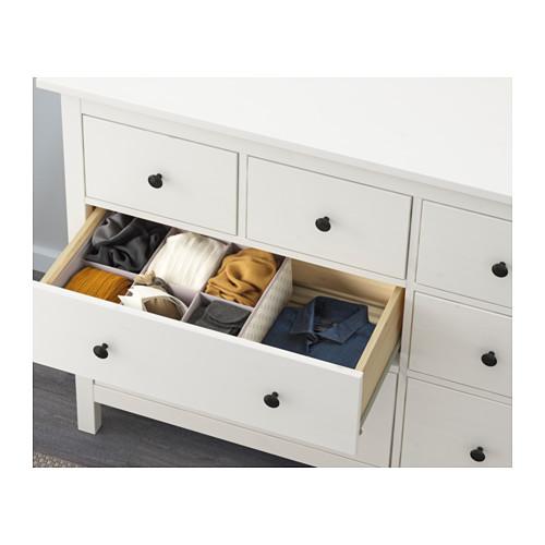 Elegant HEMNES 8-drawer dresser - IKEA hemnes 8 drawer dresser