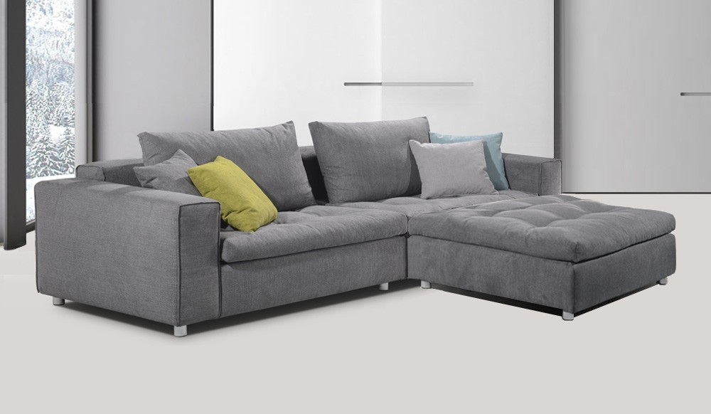 Elegant Hex 4 Seater Corner Sofa u0026 Sofa Bed By Delux Deco cheap corner sofa beds
