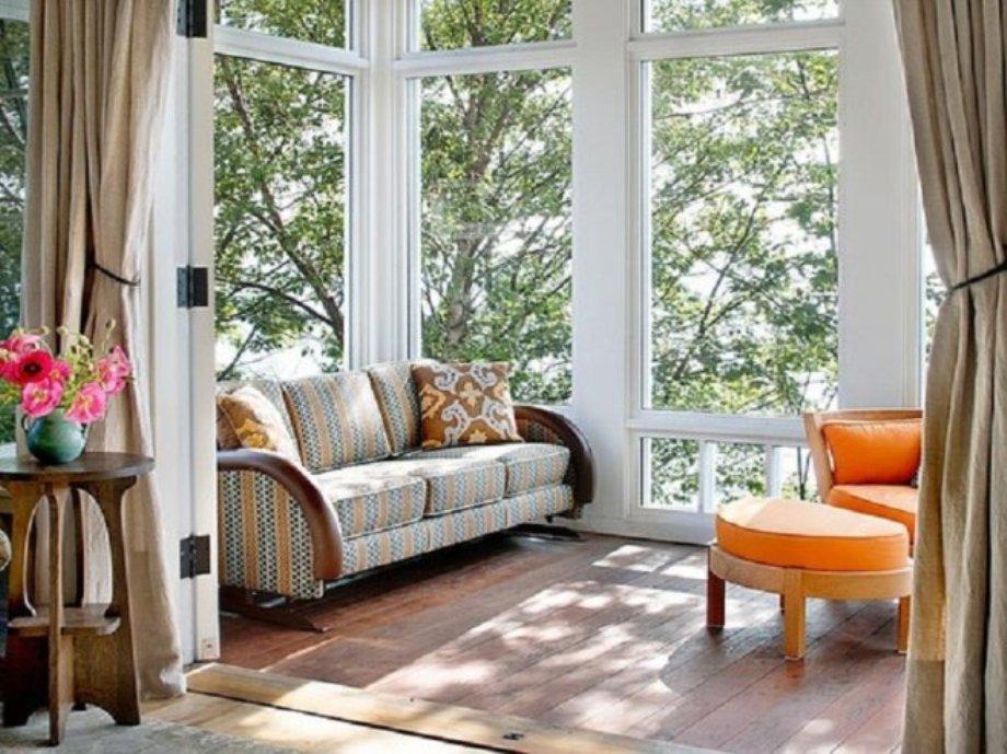 Elegant Image of: Indoor outdoor sunroom furniture indoor sunroom furniture
