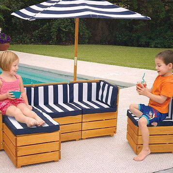 Elegant outdoor furniture for kids! kids outdoor furniture