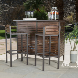 Elegant Patio Bar Sets outdoor patio bar sets