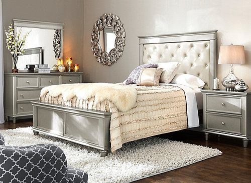 Elegant Queen Bedroom Set queen size bedroom furniture sets