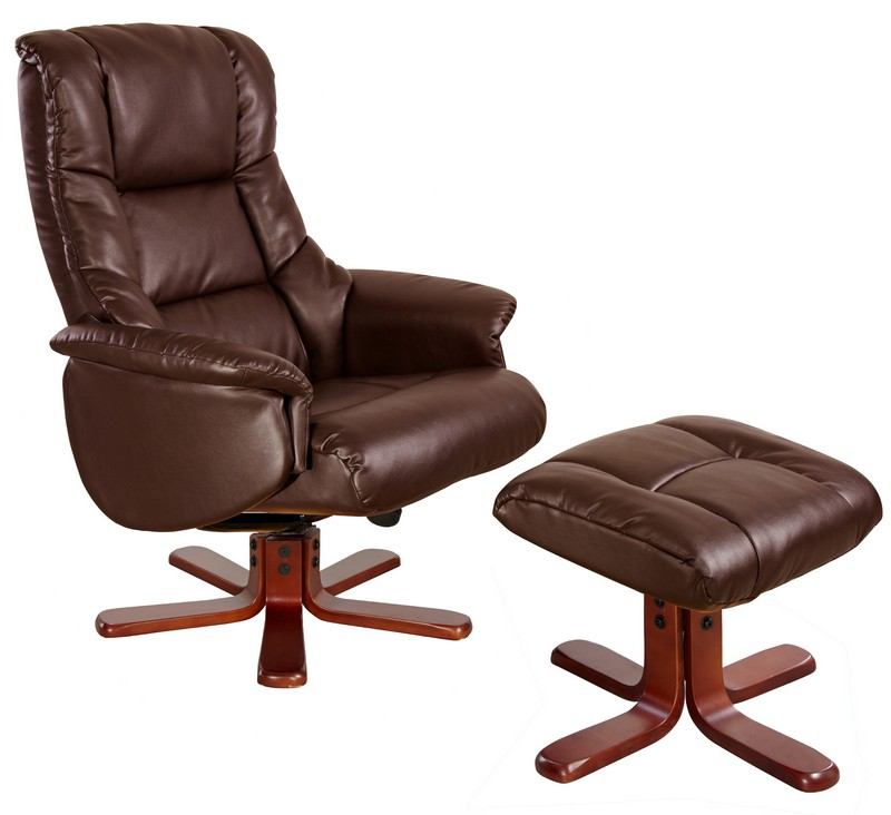 Elegant swivel-recliner-chairs-5 Install Swivel Recliner Chairs in your Living Room  and leather swivel recliner chairs