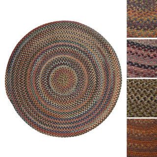 Elegant Wool, Braided Round, Oval, u0026 Square Area Rugs - Shop The Best round braided rugs
