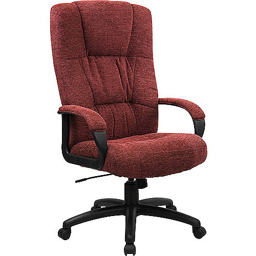 Stylish High Back Executive Fabric Office Chair, Multiple Colors fabric office chairs