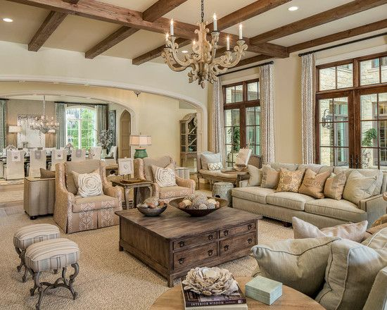 Beautiful Explore millions of home design ideas and home improvement pictures. Browse  interior french country living room ideas