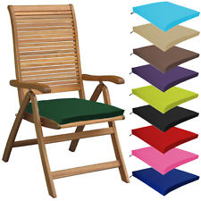 Modern Multipacks Outdoor Waterproof Chair Pads Cushions ONLY Garden Patio  Furniture garden furniture cushions