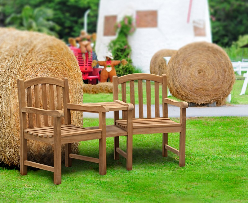 ENJOY THE NATURE WITH GARDEN SEAT