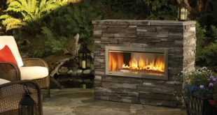 Stunning Regency® Horizon® HZO42 Outdoor Gas Fireplace gas outdoor fireplace