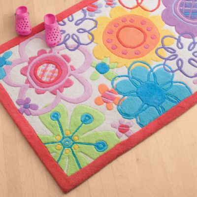 girls bedroom rug. Cozy Colorful Flowers Rug for Girls Bedroom Decor  Cute Rugs For Kids girls bedroom Useful and beautiful rugs darbylanefurniture com