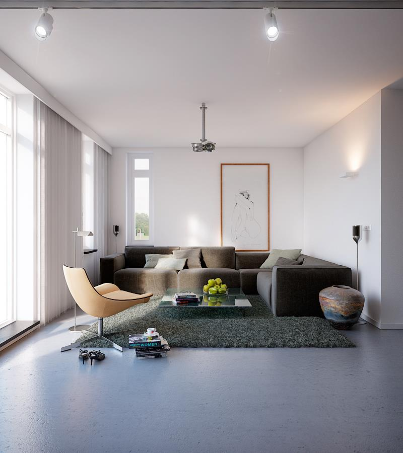 Choosing the right lounge design for your living room ...