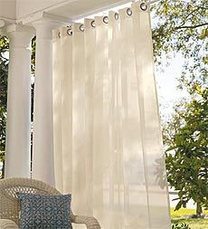 Ideas of Outdoor Curtains outdoor patio curtains