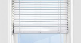 Ideas of Premier Pure White Wooden Venetian Blind wooden venetian blinds