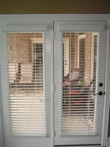 Images of Blinds for French Doors -A way to secure and beautify your home patio door blinds