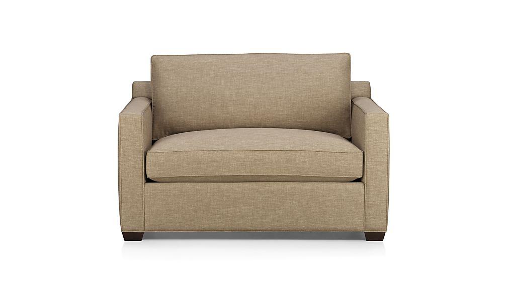 Images of Davis Twin Sleeper Sofa; Davis Twin Sleeper Sofa ... twin sleeper chair and a half
