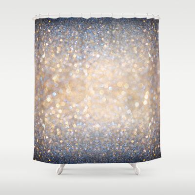 Images of Glimmer of Light unique shower curtains