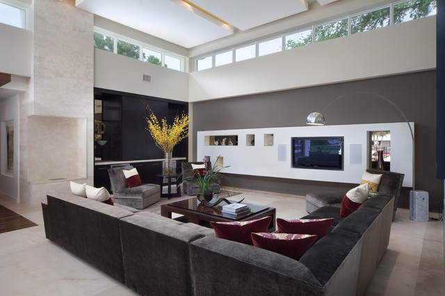 Images of Miwa modern-living-room lounge modern design