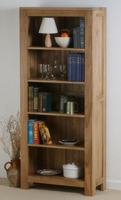 Images of Oakdale Solid Oak Furniture Range Office u0026 Living Room | Bookcase Oak oak furniture land bookcase