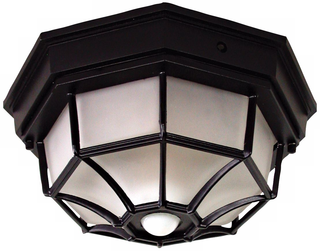 Images of Octagonal 12 motion sensor porch light