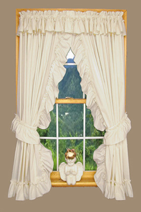 Images of Priscilla curtains with attatched valance priscilla curtains with attached valance