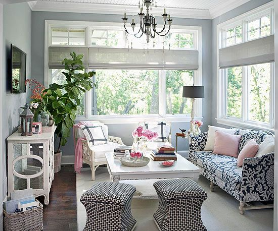 Delightful Sunroom Furniture: Choose The Best