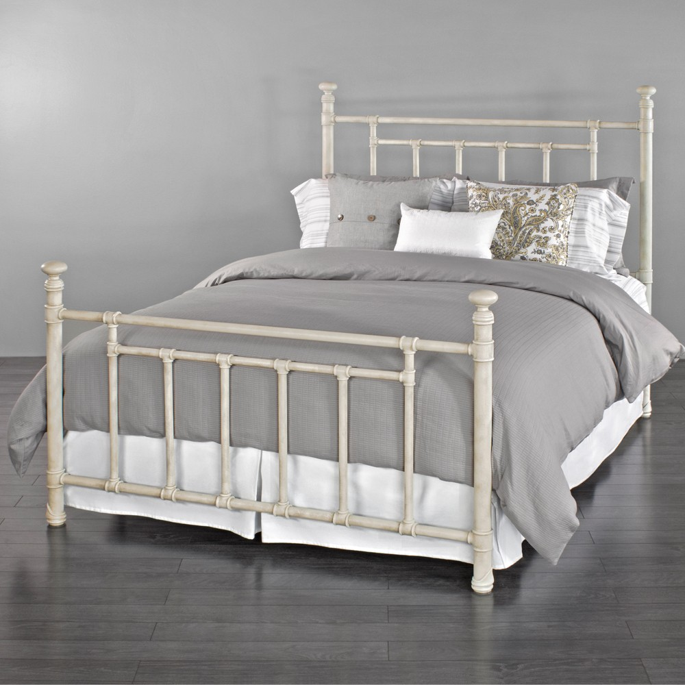 New Blake Iron Bed by Wesley Allen iron bed frames