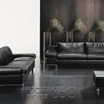 Italian leather sofas: premium style for your place