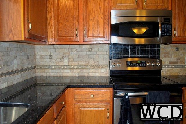 Pictures of Adams Kitchen Counters u0026 Backsplash traditional-kitchen kitchen counters and backsplash