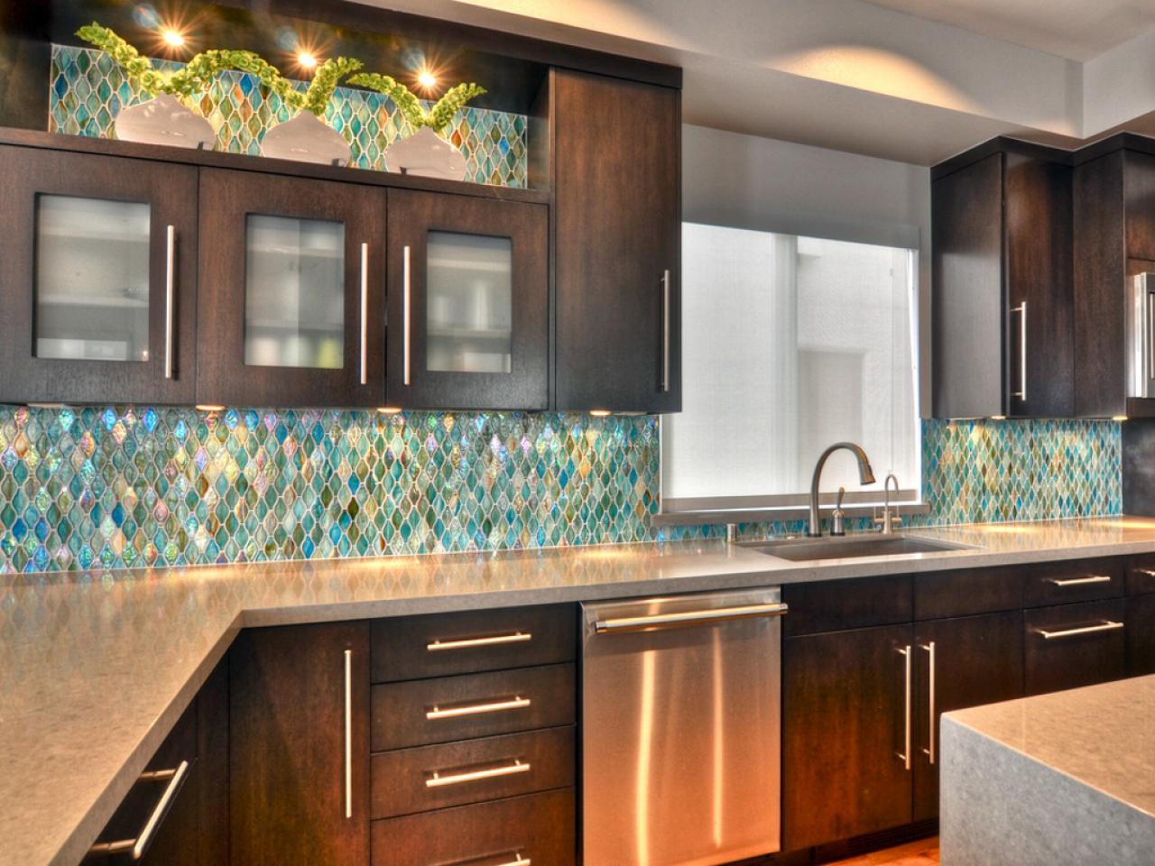 Cool Glass Backsplash Ideas kitchen glass backsplash designs