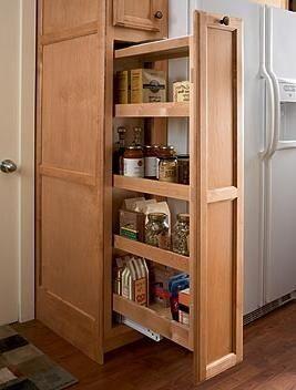 Elegant 47 Best Galley Kitchen Designs. Small Galley KitchensKitchen  PantriesKitchen ... Kitchen Pantries