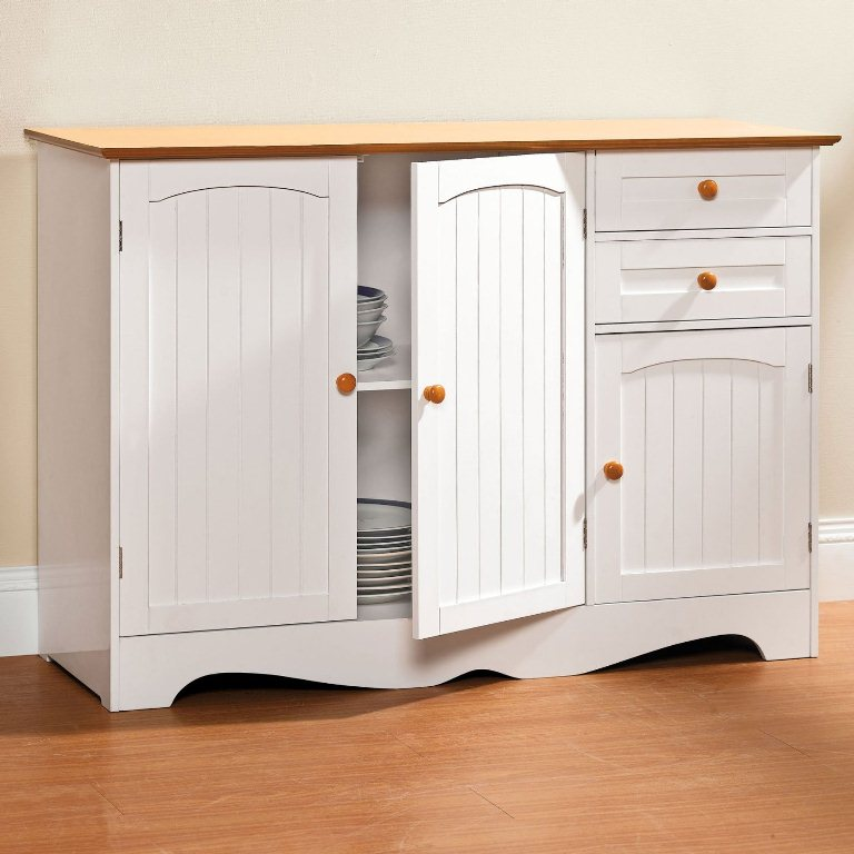 How To Make Use Of Kitchen Storage Cabinets Effectively While