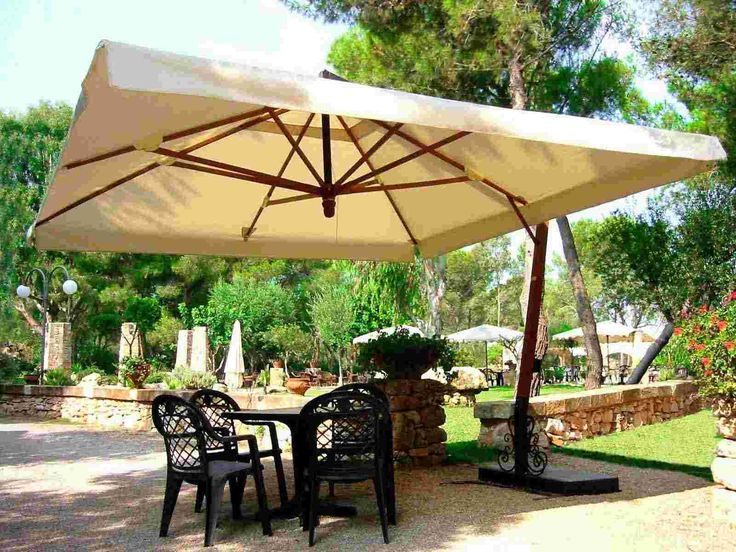 how to choose outdoor umbrellas right one for you. Black Bedroom Furniture Sets. Home Design Ideas