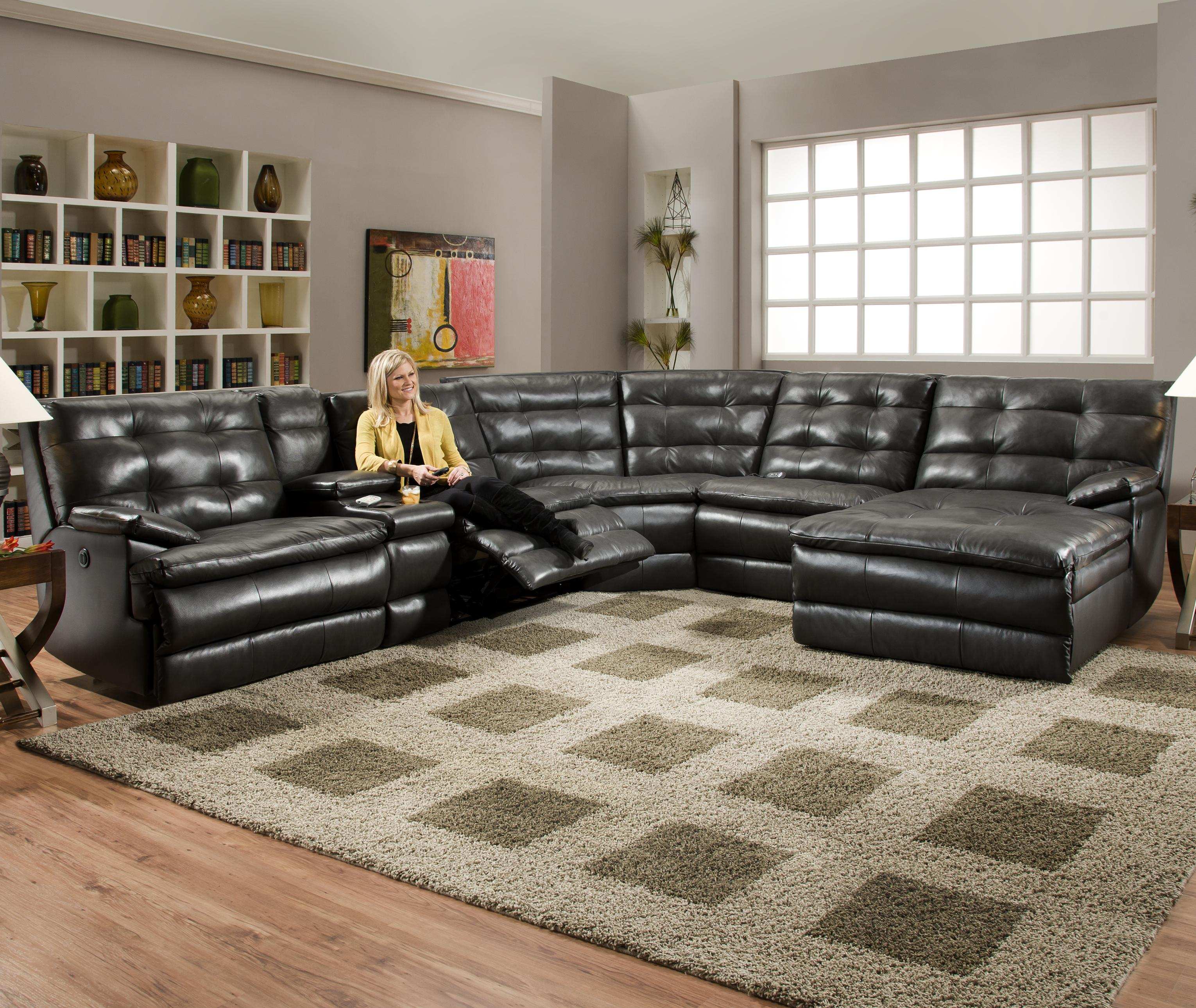 Contemporary Latest trend of Large Sectional Sofas With Recliners 30 With Additional  Genuine large sectional sofas with recliners