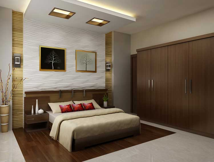 Cute interior design for bedroom small space latest design of bedroom interiors
