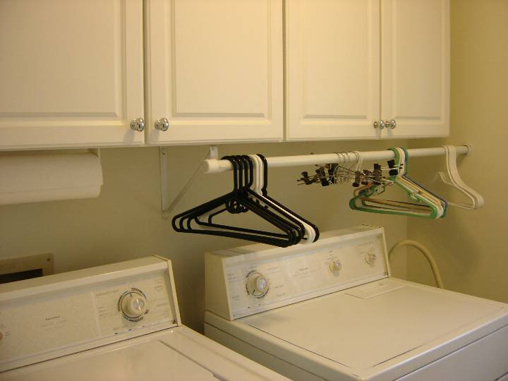 cabinets used in the laundry room. Black Bedroom Furniture Sets. Home Design Ideas