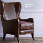 Modern and Classical Wing back chair