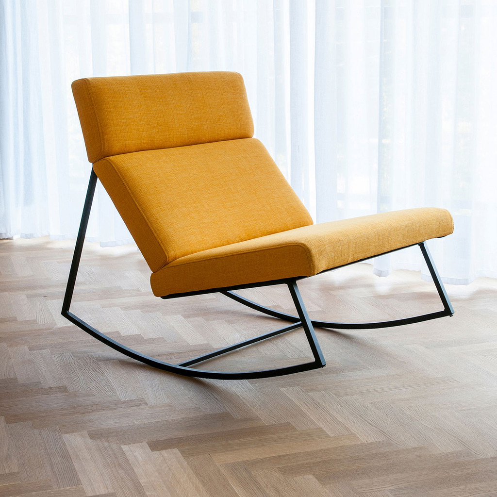 Luxury 10 Modern Rocking Chairs for New Parents | Brit + Co modern rocking chair