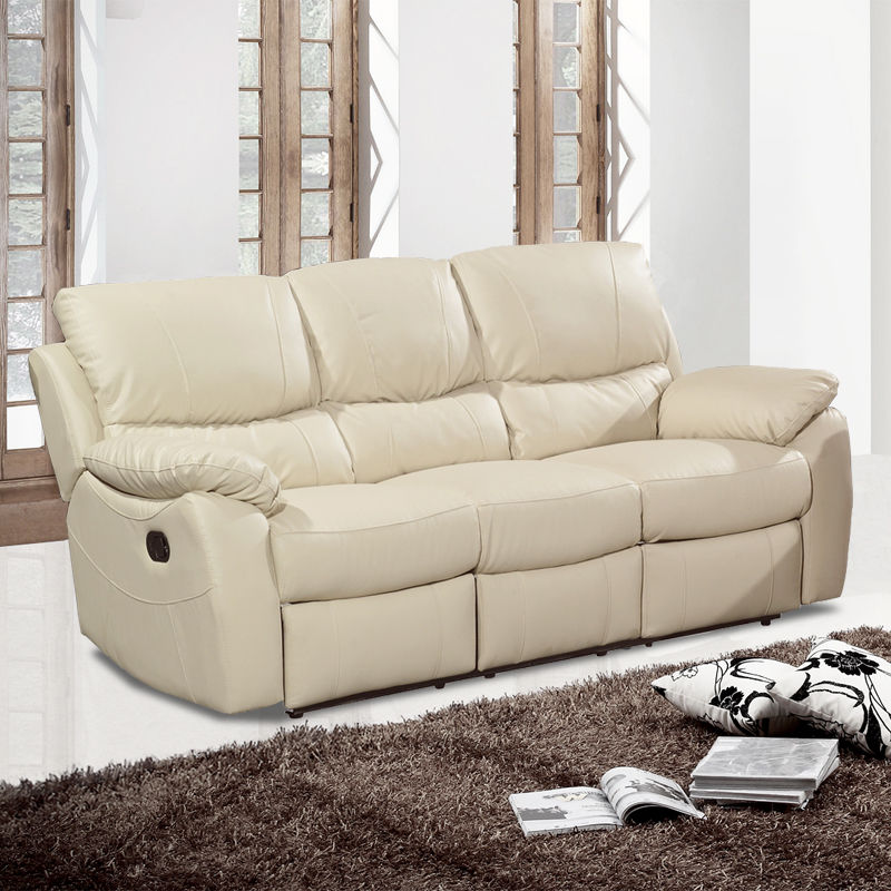 Luxury 17 best ideas about cream leather sofa on pinterest leather sectionals  lounge cream leather recliner sofa