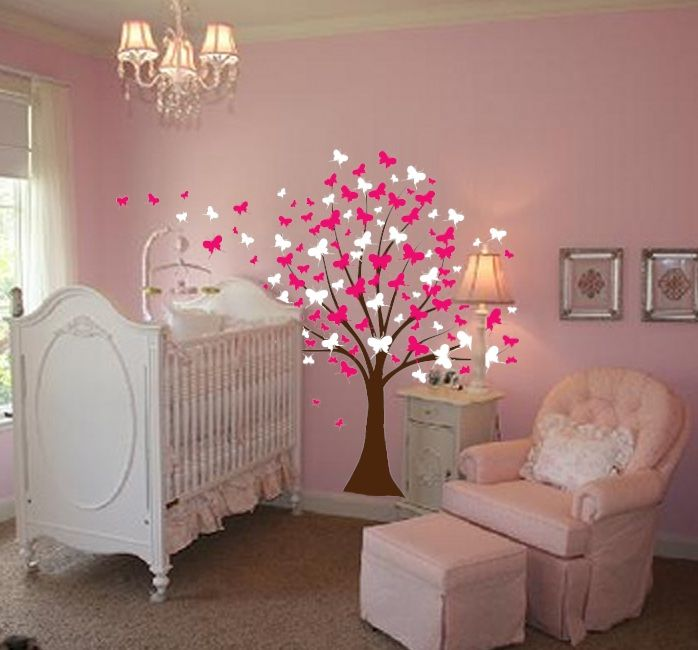 Luxury 25+ Best Ideas About Butterfly Baby Room On Pinterest | Butterfly  Decorations, Baby