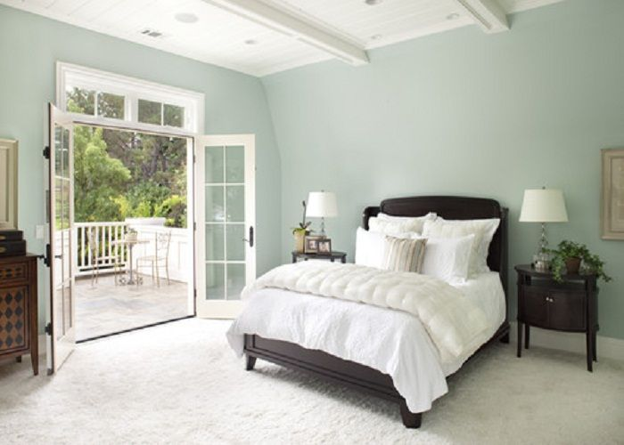 Luxury 25+ best ideas about Green Master Bedroom Furniture on Pinterest | Tranquil master bedroom colour ideas