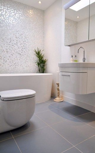 Luxury 7 steps to make the most of a small bathroom - H ideas for tiling a small bathroom