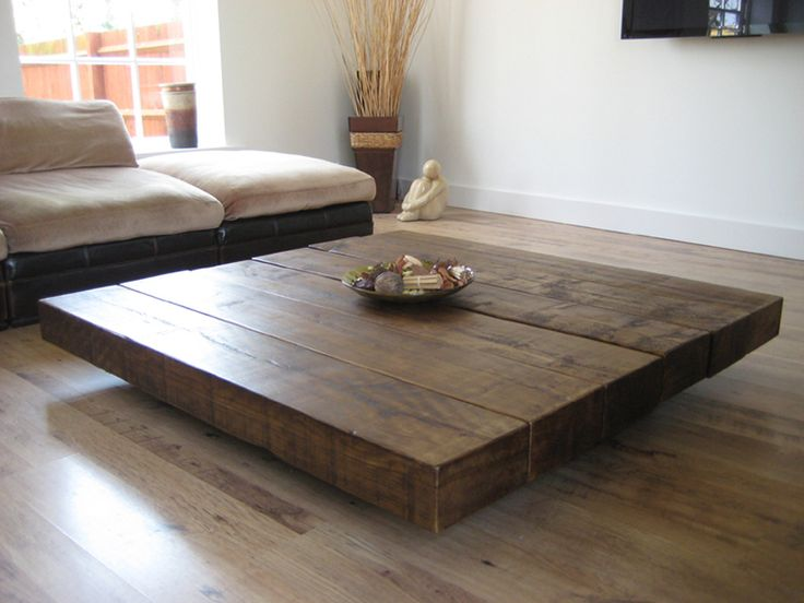 Luxury Accessories Organizing Rustic Square Coffee Table -  http://tabledesign.backtobosnia.com square living room table