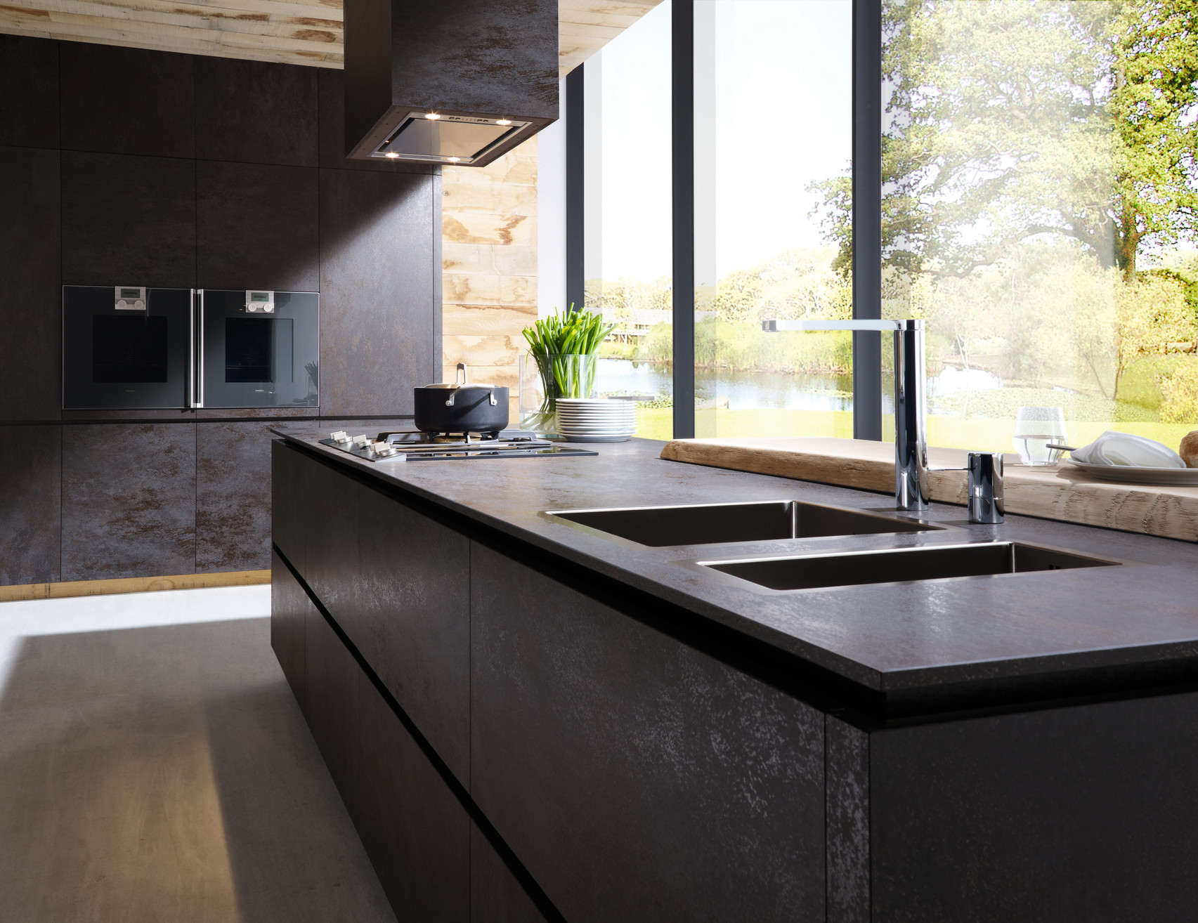 Luxury Alno Cera- ceramic kitchen #theultimate alno ceramic kitchen