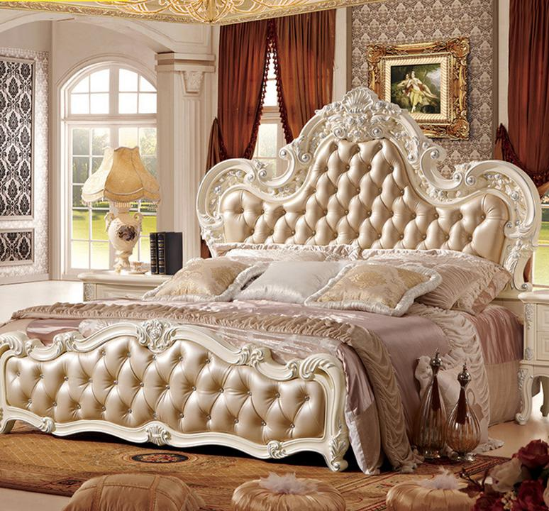 Make a style statement with Luxury bedroom furniture ...