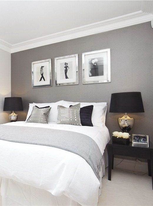 Luxury Black, gray and white bedroom black gray and white bedrooms
